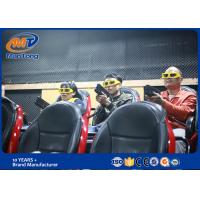 Wholesale Interactive Games 5 / 7D 7D Cinema Simulator For Shopping Mall / Amusement Park from china suppliers