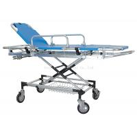 Wholesale Manual Patient Transfer Trolley , Ambulance Emergency Stretcher Trolley from china suppliers