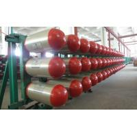 Quality Cylinder Cascade2 Glass Fiber Hoop Wrapped CNG Cylinder Cng Storage Tanks for sale