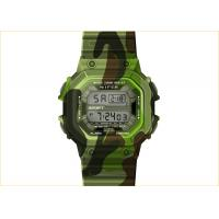 Wholesale Square Case Mens Digital Wrist Watch With Stop Watch And Alarm Clock from china suppliers