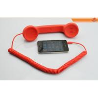 Wholesale Portable Red Anti Radiation Mobile Phones Handsets, Retro Handset For Iphone from china suppliers