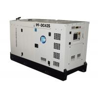 Wholesale 40KVA Super Silent Three Phase Cummins Diesel Generators for Home Use from china suppliers