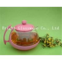 Wholesale prefect glass teapot, china teapot, glass teapot with infuser from china suppliers