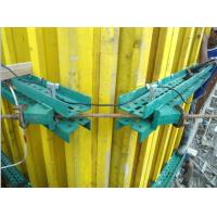 Wholesale Custom High Security Concrete Wall Formwork With H20 Timber Beam from china suppliers