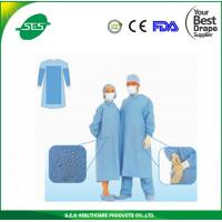 Wholesale China Manufacturer SMS Disposable Surgical Gown for Hospital use from china suppliers