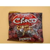 Wholesale Strong Cube Shaped Chewy Milk Candy / Candies Choco Flavors Fast Shipment from china suppliers