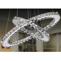 Wholesale Round Circle Crystal Ring Crystal Chandelier lights from china suppliers
