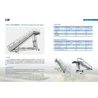 Wholesale Durable Aircraft Passenger Stairs , Aviation Ground Support Equipment from china suppliers