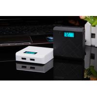 Wholesale Custom 7800mAH LED Light Power Bank USB Multi Function With LCD Display from china suppliers