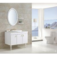 Wholesale 100 X 48 / cm rectangular sink bathroom vanity floating acrylic - resin counter top from china suppliers