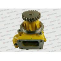 Buy cheap PC400 - 6,6151 - 62 - 1100, Komatsu water pump , Engine Water Pump Replacement Spare Part from wholesalers
