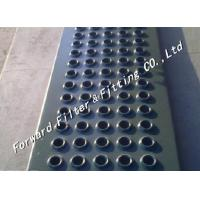 Wholesale Anti Skid Plate / 304 Stainless Steel Perforated Sheet For water Port / Wet Ground from china suppliers