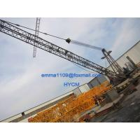 Wholesale QD1840 Luffing Derrick Crane Working Boom 18meters 10T Load 440volts 60hrz from china suppliers