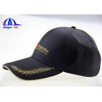 Wholesale Adjustable Adult 6 Panel LED Baseball Cap with Embroidery Logo for Man from china suppliers