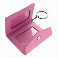 Wholesale Leather Photo Keychain, Made of Eco-friendly Material, Available in Various Designs from china suppliers