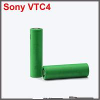 Wholesale 18650 Rechargeable vtc4 Li-ion Battery 3.7v 2000mah from china suppliers