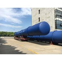 Wholesale AAC autoclave for steam-cured building materials with fully condensation and drainage system from china suppliers
