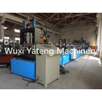 Quality Interchangeable C / Z Purlin Cold Roll Forming Machine / Equipment With Customerized Voltage for sale