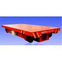 Wholesale 5 - 75 Ton Bridge Crane Parts Electric Flat Carriage DPC Electric Cart from china suppliers