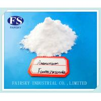 Wholesale Ammonium Fluorozirconate; ammonium hexafluorozirconate; diammonium(Fairsky) from china suppliers