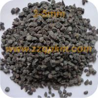 Wholesale Brown Fused Alumina Refractory Grade 3 - 5 mm from china suppliers