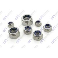 Wholesale DIN985 DIN982 ISO7042 Nylon Insert Lock Nuts from china suppliers