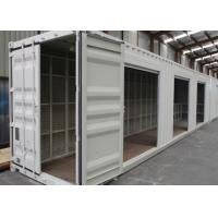 Wholesale Steel Structure Modified Shipping Containers For Warehouse Customized from china suppliers