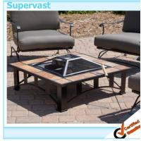 Wholesale Square Tile Fire Pit - Desert Sand Patio Furniture Accessories for Outdoor Living from china suppliers