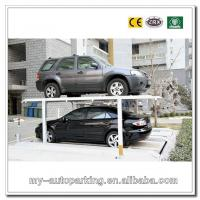 Wholesale idential Pit Garage Stack Parking System Car Stacker Parking Garage Equipment from china suppliers