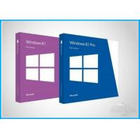 Wholesale OEM key activation online Microsoft Windows 8.1 Pro Pack English / French from china suppliers