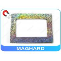 Wholesale A4 A3 A2 Custom Sized Modern Fridge Magnet Photo Frame Red / Purple Special from china suppliers