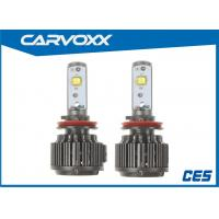 Wholesale Extra bright H8 led vehicle headlights Kit / led automotive headlamps from china suppliers