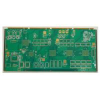 Wholesale 4/3.5mil 1.6m Immersion Gold FR4 Rigid Printed Circuit 8 Layer PCB Board For Automobile from china suppliers