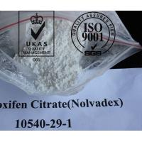 Wholesale Tamoxifen Citrate Cancer Treatment Steroids Legal Nolvadex for Breast Cancer 54965-24-1 from china suppliers