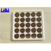 Quality High Capacity CR1620 Lithium Button Batteries Light Weight 75mAh  47kΩ for sale