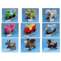 Wholesale Baby Rocking Animal Chair Cute Baby Toys Little Mermaid Plush Doll from china suppliers