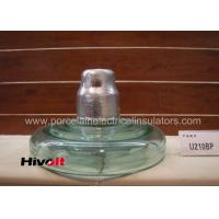 Wholesale U210BP Fog Type Toughened Glass Insulator Stainless Steel Cotter Key Material from china suppliers