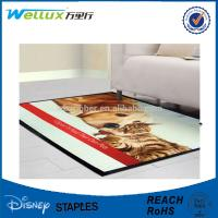 Wholesale Non - toxic Gym Outdoor Rubber Floor Mats with Photo 1.5 MM Thickness REACH from china suppliers