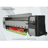 Wholesale Digital Industrial Inkjet Flex Banner Printer Seiko 508GS Head Challengr 3286E from china suppliers