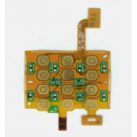 Wholesale Yellow Double Sided 2 oz Copper PCB Rigid Flex Circuit Board Fabrication from china suppliers