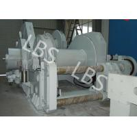 Wholesale Low Noise Operation Marine Hydraulic Winch Double Drum Winch from china suppliers