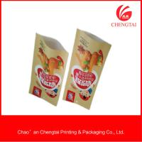 Wholesale Sachet Packaging Use Plastic Three Side Seal Pouch In Supermarket from china suppliers
