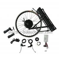 Wholesale 36V 350W Motor E Bike Kit Front Rear Wheel Electric Bicycle Conversion Kit from china suppliers
