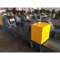 Wholesale 380V Conventional Tank Turning Rolls With Metal Roller , Wireless Hand Control Box from china suppliers