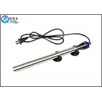 Wholesale 100W Submersible 304 Stainless Steel Aquarium Heaters With Double Seal Protection from china suppliers