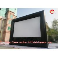 Wholesale Theater Giant Inflatable Movie Screen Advertising Screen Promotion For Outdoor from china suppliers