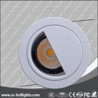 Wholesale high quality indoor modern 15w led lux down light from china suppliers