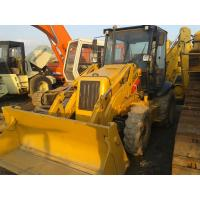 Buy cheap JCB 3CX Used Backhoe Loader Fuel Capacity 160 L 38.3 km/h from wholesalers