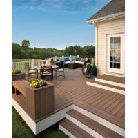 Wholesale The best outdoor decking material Wpc hollow outdoor decking(RMD-53) from china suppliers