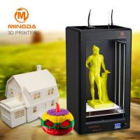 Wholesale High Precision MINGDA Glitar 6C Large 3D Printer (300*200*600mm)/China Manufacturer 3D Printer With Touch Screen LCD from china suppliers